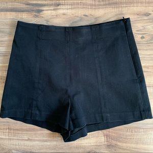 ZARA | Black Shorts | Size Small